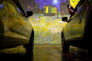 ვან გოგი ავტომობილის ფანჯრიდან: იმპრესიონისტის შესანიშნავი გამოფენის ნახვის ახალი ვარიანტი