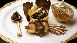 პლატინის ტორტი, ოქროს ნამცხვარი, ნაყინი ბრილიანტებით - ყველაზე უჩვეულო და ძვირფასი დესერტები მსოფლიოში