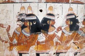 ორსულობის ტესტები  ჯერ კიდევ ძველ ეგვიპტეში ჰქონდათ და ისინი მუშაობდნენ კიდეც