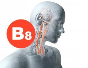 ვიტამინი В8 (ინოზიტოლი) – უძილობის, თმის ცვენის და სიგამხდრის დროს
