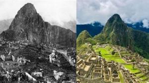 როგორ გამოიყურებოდა მსოფლიოს უნიკალური ნაგებობები მანამ, სანამ ტურისტულ ობიექტებად გადაიქცეოდა