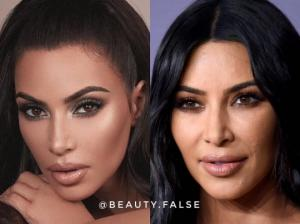 როგორ გამოიყურებიან ცნობილი სახეები ფოტოშოპის გარეშე