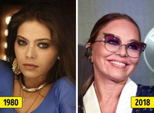 ნახეთ როგორ შეიცვალნენ 1960-1970-იანი წლების ყველაზე ლამაზი მსახიობები