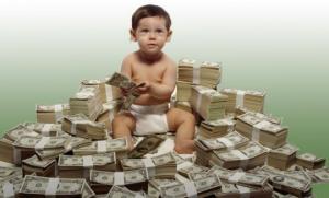 მილიონერი ბავშვები, რომლებმაც პირველი მილიონი საკუთარი შრომით გამოიმუშავეს