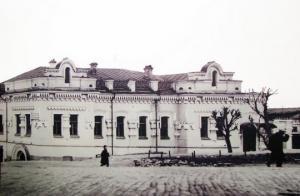ინჟინერ იპატიევის სახლი - სამეფო ოჯახის დაღუპვის ადგილი