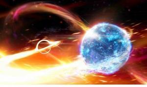 შავმა ხვრელმა   ნეიტრონული ვარსკვლავი გადაყლაპა - პირველად ისტორიაში