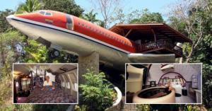ქალბატონმა 2000 დოლარად იყიდა მიტოვებული თვითმფრინავი...  ნახეთ შემდეგში რად გადააქცია...