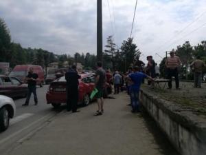 მახინჯაურში ავტოსაგზაო შემთხვევას 3 ადამიანი ემსხვერპლა