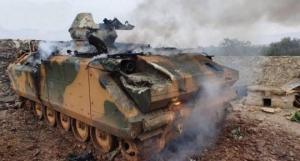 """""""თურქებმა სირიაში გაანადგურეს რუსები"""": დაჭრილ და დაღუპულ სამხედროებს ევაკუირებენ ვერტმფრენით"""
