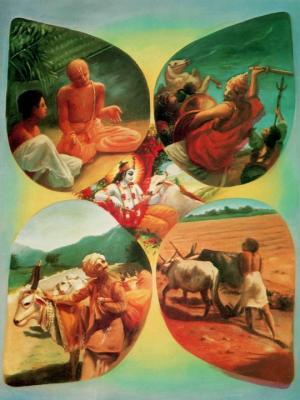ინდური კასტური სისტემა