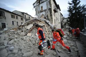 კატასტროფის მოლოდინში: იტალია მიწისძვრის  საზღვარზე?