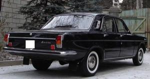 V8 ტიპის ძრავით აღჭურვილი ლეგენდა გაზ-24-24