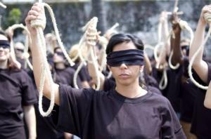 ქვეყნები,სადაც სიკვდილით დასჯა დღესაც მოქმედებს