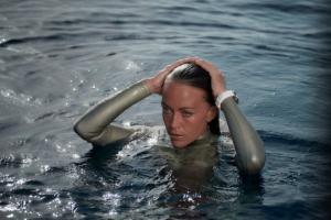 ალესია ზეკინი ფრიდაივინგის დედოფალი, ადამიანი რომელსაც 25 მსოფლიო რეკორდი ეკუთვნის  ფრიდაივინგში (ჟაგბადის ბალონის გარეშე ცურვა და ყვინთვა დიდ სიღრმეზე)