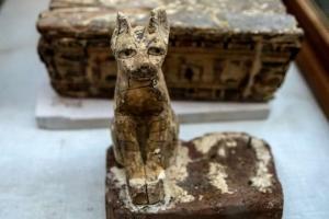 ათწლეულის აღმოჩენა. ეგვიპტეში მუმიფიცირებული ზოოპარკი აღმოაჩინეს