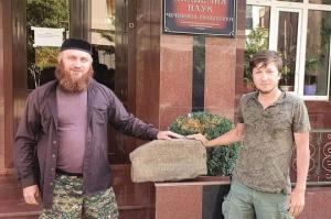 ჩეჩნეთში არქეოლოგებმა იპოვეს ქვა ქართული დამწერლობით, რომელიც შუა საუკუნეებით თარიღდება