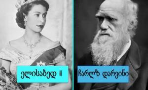 სიყვარული და  ინცესტი: ცნობილი პიროვნებები, რომლებიც  საკუთარ ნათესავებზე დაქორწინდნენ