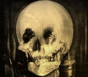 """""""მთელი ამაოება"""", ჩარლზ ალან გილბერტის მიერ 1902 წელს შექმნილი ნახატი, რომელიც საგონებელში აგდებს მნახველს"""