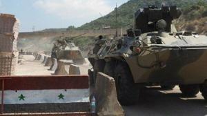 სირიაში პატრულირებისას ორი რუსი სამხედრო დაშავდა მას შემდეგ, რაც მათ ჯავშანტრანსპორტიორს ყუმბარმტყორცნის ყუმბარა მოხვდა