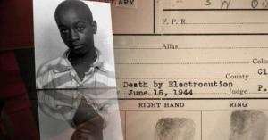 14 წლის ჯორჯ სტინის ისტორია, რომელიც შეცდომით დასაჯეს სიკვდილით