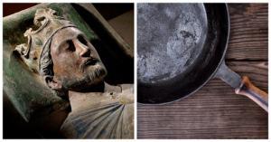 რიჩარდ ლომგულის  სიკვდილის საიდუმლო, რომელიც ტაფის გამო დაიღუპა, ჯერ ბოლომდე არ არის გამოვლენილი