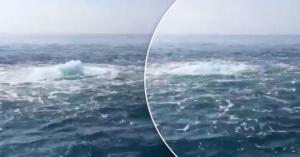 ვიდეო: შავ ზღვაში იდუმალი ფენომენი დააფიქსირეს