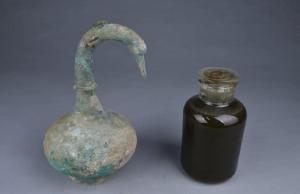 ჩინეთში არქეოლოგებმა 2000 წლის სამკურნალო ღვინო აღმოაჩინეს