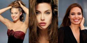 შეუდარებელი, დახვეწილი და მსოფლიოს ერთ-ერთი ყველაზე ლამაზი ქალი - გავიხსენოთ ანჯელინა ჯოლი(15 ფოტო)