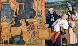 როგორი უცნაური მეთოდებით მკურნალობდნენ ძველად