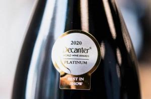 """""""თელიანი ველის"""" ღვინო """"Decanter 2020""""-ის უმაღლესი ჯილდოს მფლობელი გახდა"""