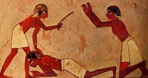 ძველი ეგვიპტის სასამართლო: როგორ სჯიდნენ სხვადასხვა დანაშაულისთვის ფარაონების დროს
