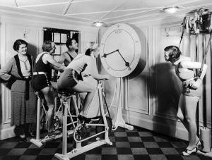 ნახეთ როგორი იყო ფიტნესი XX საუკუნის დასაწყისში (+ფოტოსურათები)
