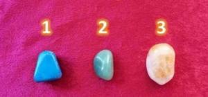 ტესტი: აირჩიეთ ქვა და მიიღეთ სასიცოცხლოდ მნიშვნელოვანი შეტყობინება