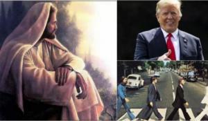 იესოზე პოპულარულები - 5 ადამიანი, რომელიც ქრისტეს ეჯიბრება