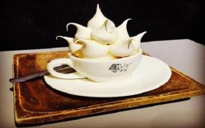 ყავის ნაირსახეობები: გამჭვირვალე ყავა, ყავა ცხელი ნახშირით, ღვინოზე დამზადებული ყავა და ა.შ.