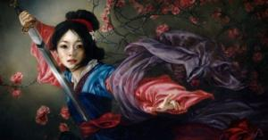 ლეგენდარული მეომარი გოგონას - მულანის ისტორია: სიმართლე თუ ლამაზი მითი?