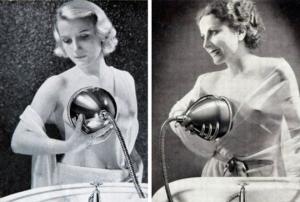 აბსურდული და სასაცილო გამოგონებები, რომლებსაც წარსულში ქალები იყენებდნენ სილამაზისთვის