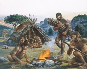 აფრიკა პალეოლითის და მეზოლითის ხანაში