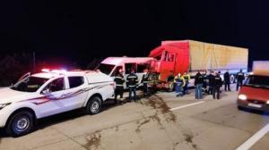 გორთან მომხდარ ავარიასთან დაკავშირებით შსს განცხადებას ავრცელებს