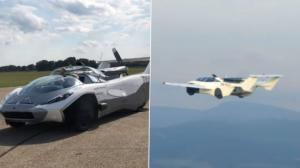 """""""ფანტომასის"""" მფრინავი ავტომობილი უკვე რეალობად იქცა(ვიდეო)"""