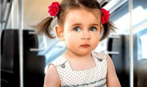 გოგონას ყველაზე ლამაზი და იშვიათი სახელები