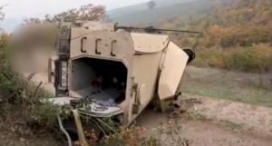 """გავრცელდა ფოტო და ვიდეო კადრები, თუ როგორ გაანადგურეს აზერბაიჯანული სპეცრზმის """"იაშმა"""" ერთერთი ჯგუფი"""