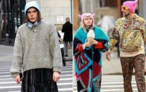 ნიუ-იორკელების გიჟური ჩაცმულობა, რომლითაც ქუჩაში დადიან