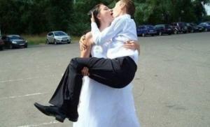 სიგიჟეა თუ ქორწილი? - როგორი არ უნდა იყოს ქორწილის ფოტოები