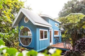 პატარა სახლი, რომლის პრაქტიკული და კომფორტული ინტერიერი ნამდვილად მოგხიბლავთ!
