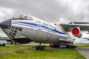 """გასული დღე-ღამის განმავლობაში რუსულმა საჰაერო-კოსმოსური ძალების """"Ил-76""""-მა ორი რეისი შეასრულა  ერებუნის ბაზის მიმართულებით"""