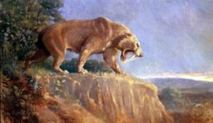 """""""გამანადგურებელი სმილოდონი"""" - უზარმაზარი კატა, რომელიც ერთ დროს შიშის ზარს სცემდა ცხოველთა სამყაროს"""