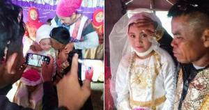 ფილიპინებში 48 წლის კაცი 13 წლის გოგონაზე დაქორწინდა
