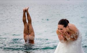 საუკეთესო საქორწინო ფოტოები, რომლებსაც ემოციის გარეშე ვერ ნახავთ