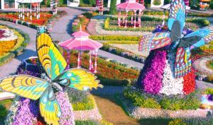 მსოფლიოში განთქმული ბაღები, რომელთაც  ულამაზესი ყვავილების ფერადი პალიტრა ამშვენებს
